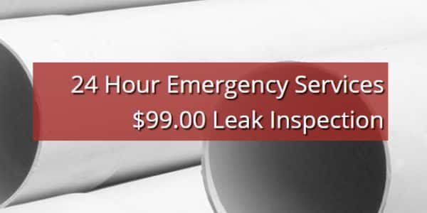 residential leak detection
