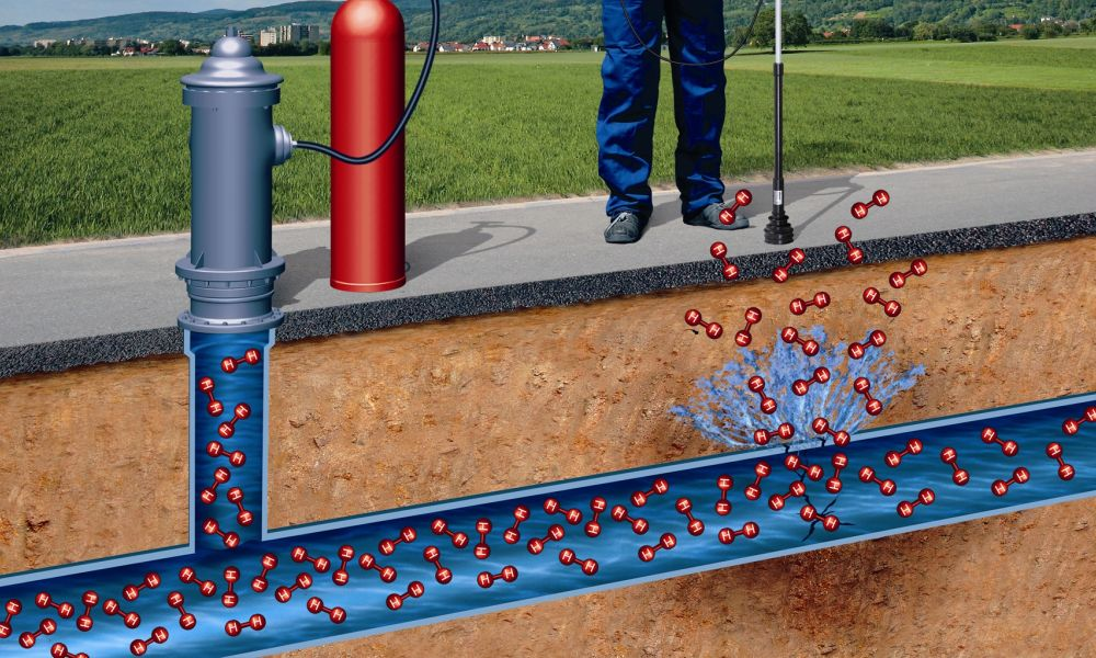 Leak Detection Clearwater Able Leak Detection Repair
