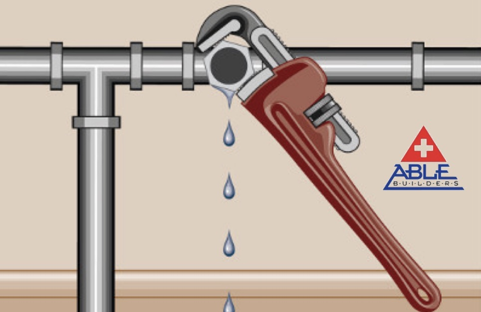 6 Ways to Find Water Leaks Clearwater Florida Able Builders Inc